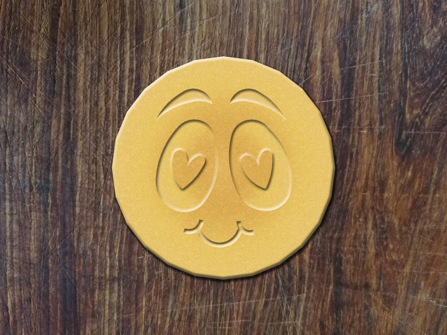 Love Emoti-Cookie