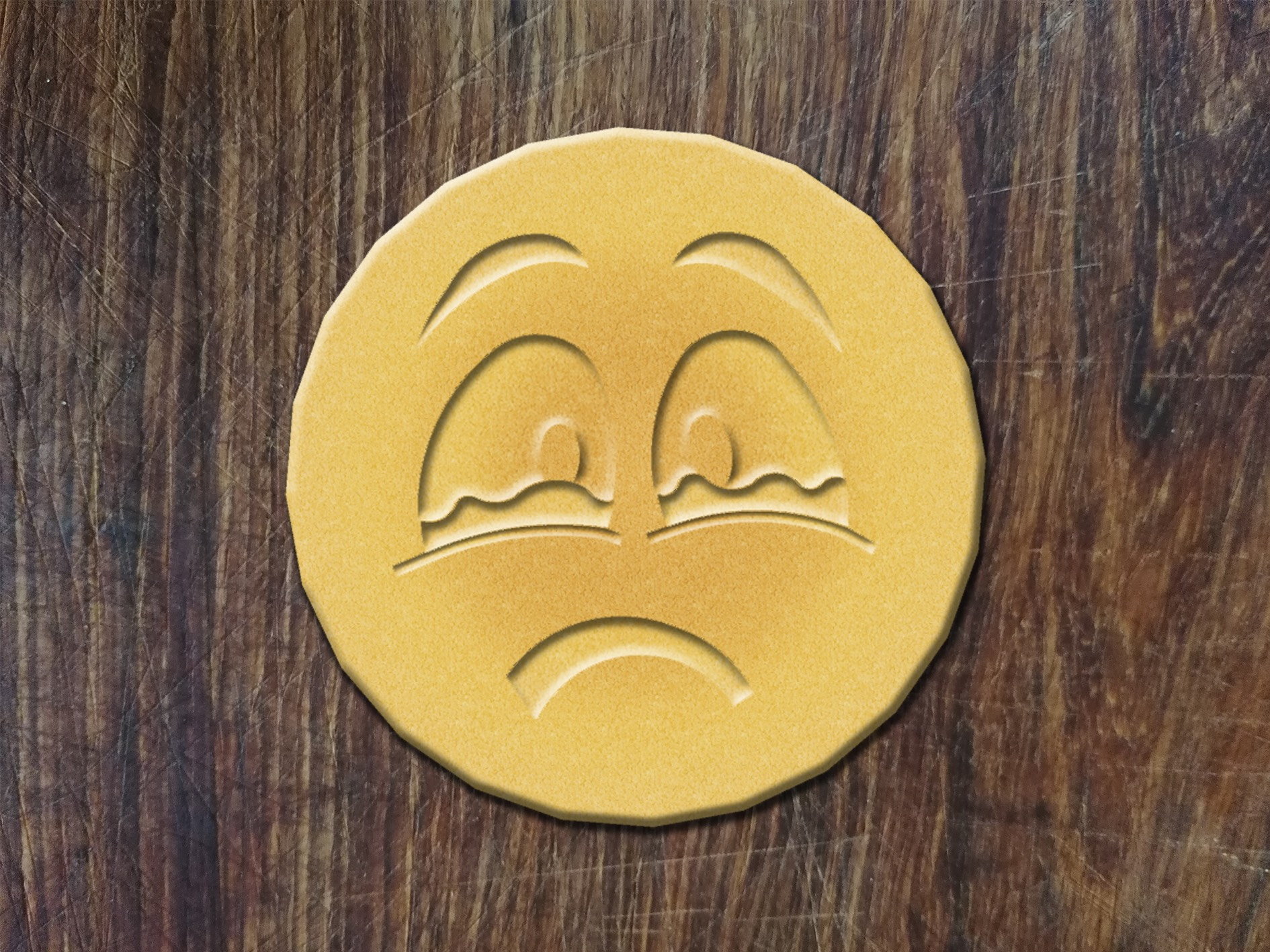 Sad Emoti-Cookie