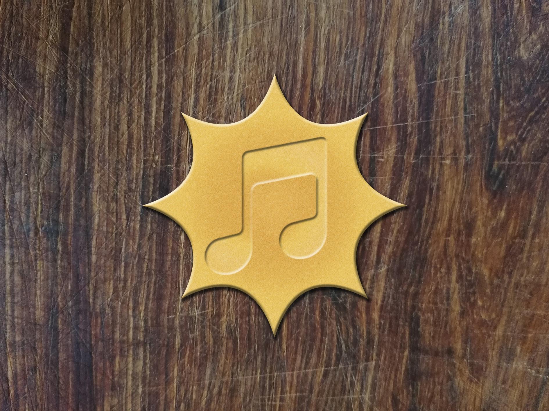 Music Note 2 Shaper