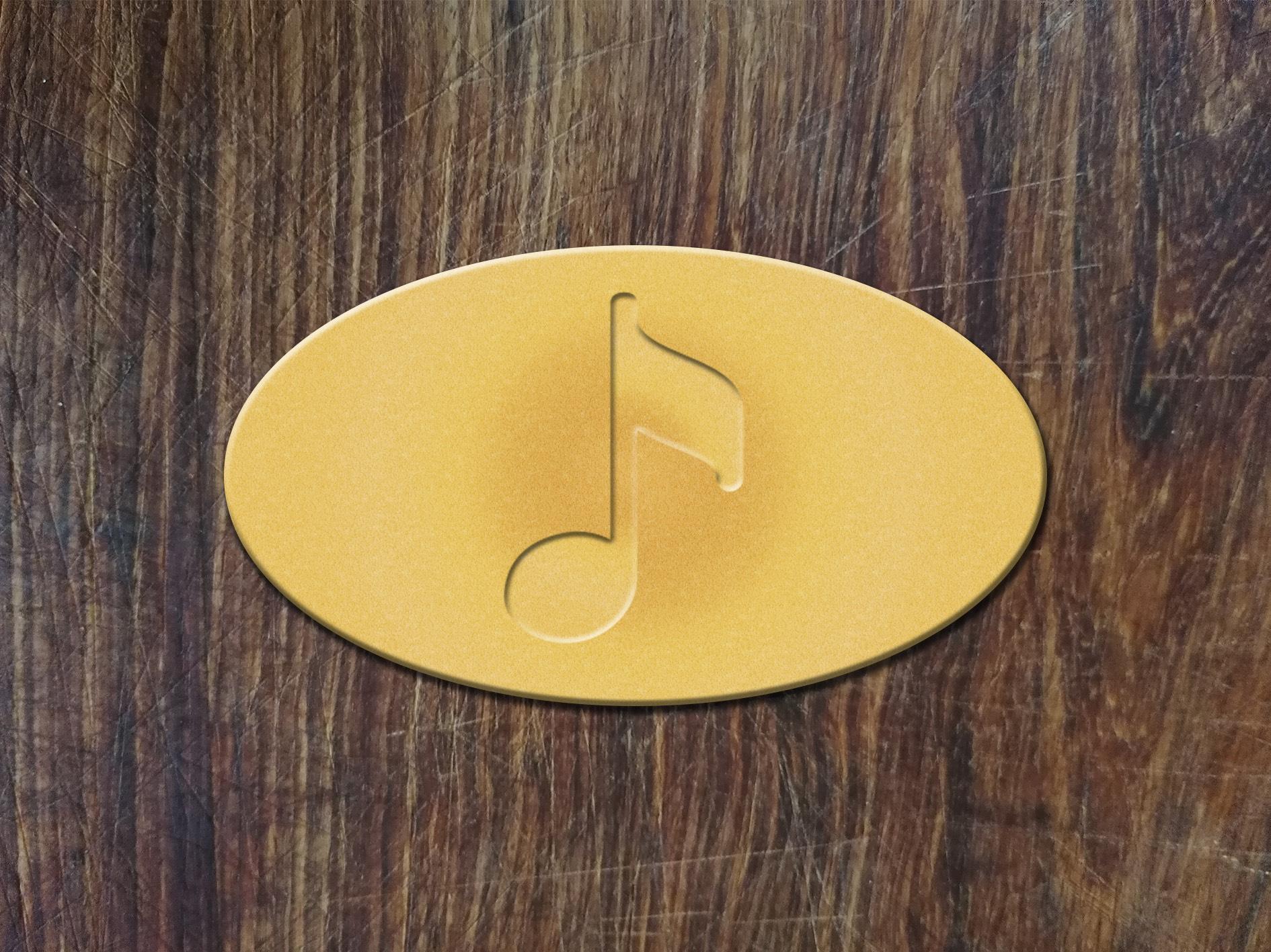 Music Note Shaper