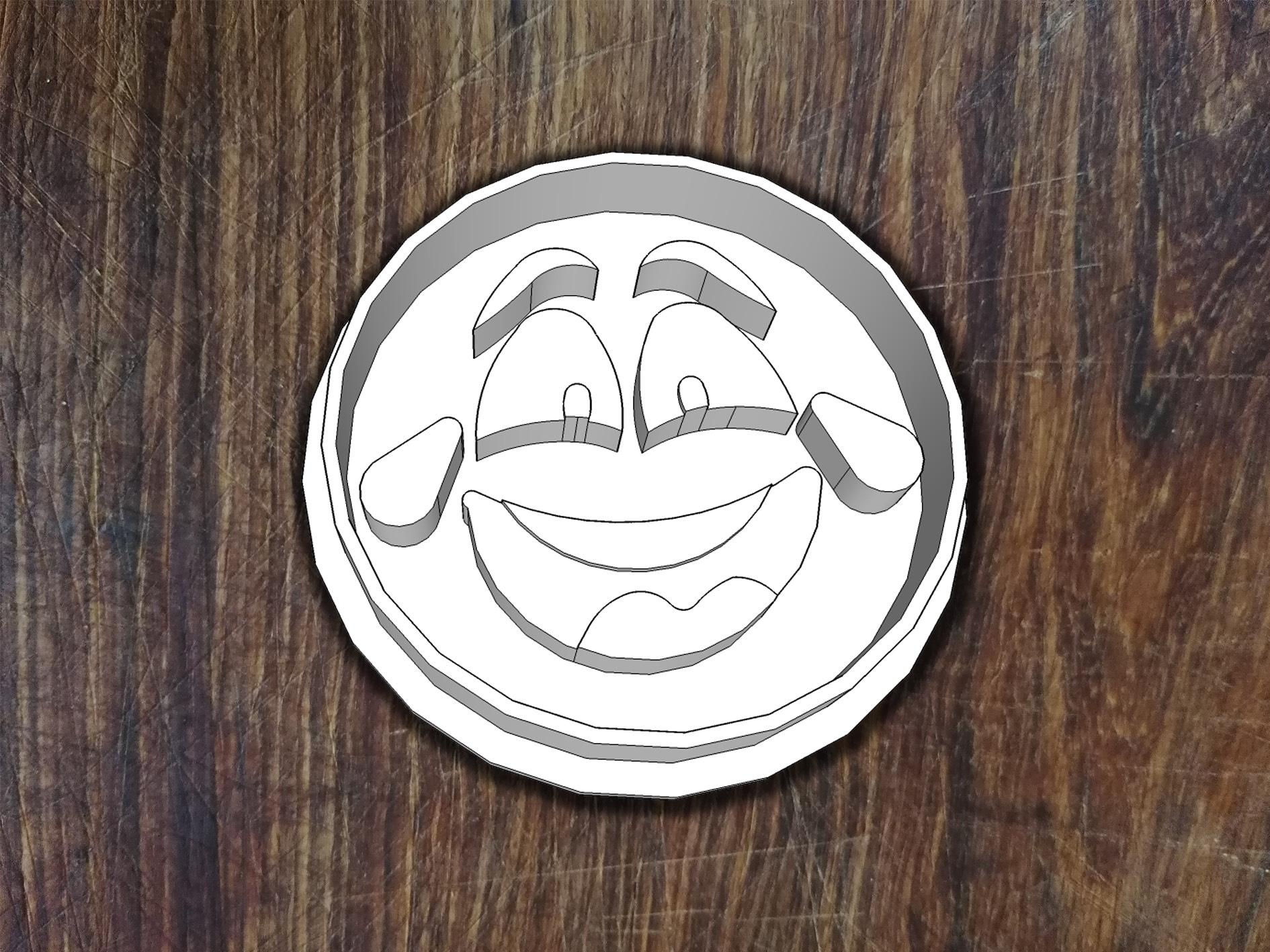 Laugh Emoti-Cookie