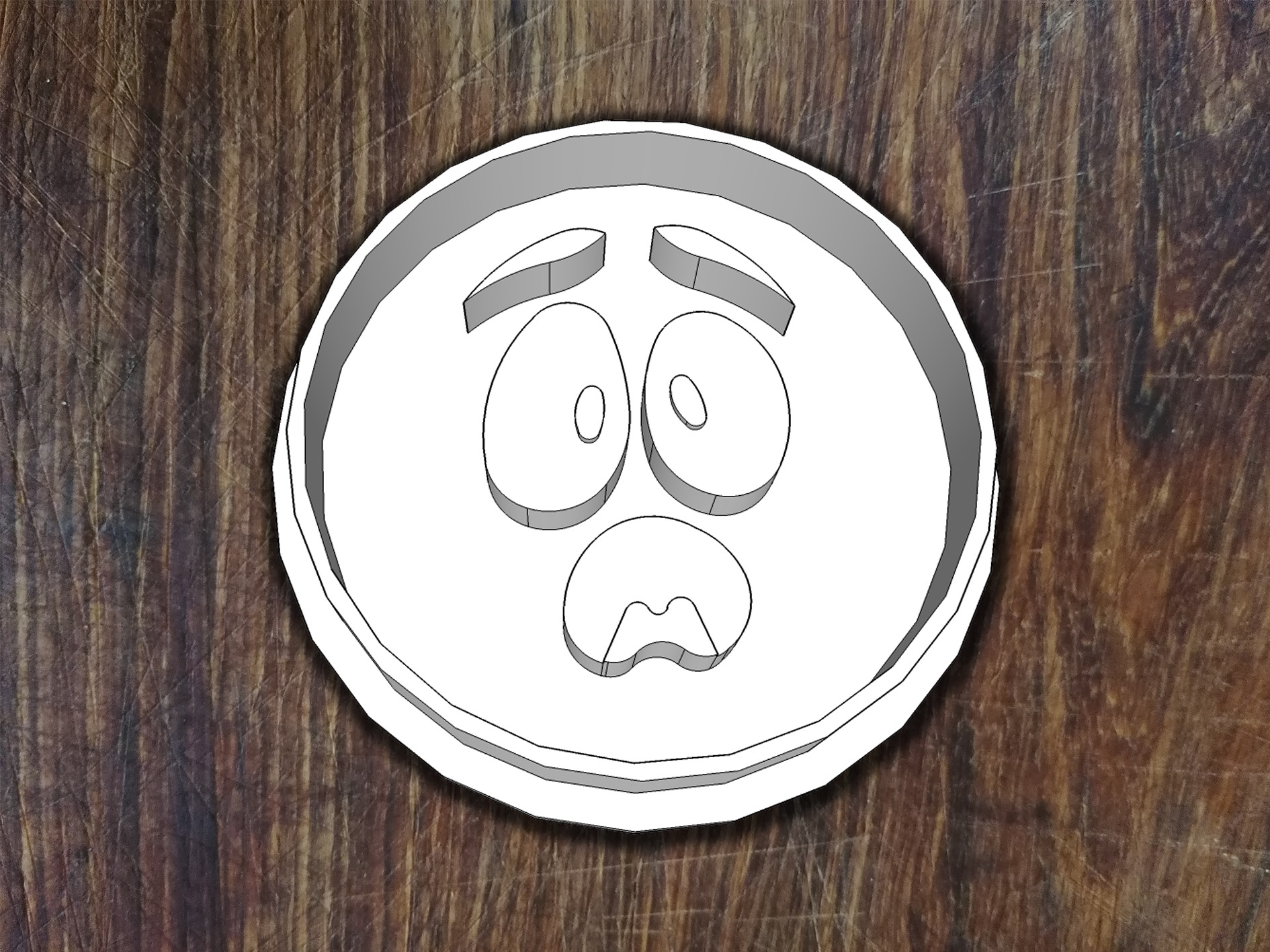 Suprise Emoti-Cookie